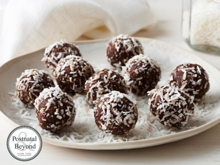 Yummy Chia and Cocoa Protein Balls