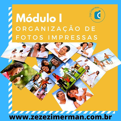 28/10 - Módulo I - Organização de fotos impressas