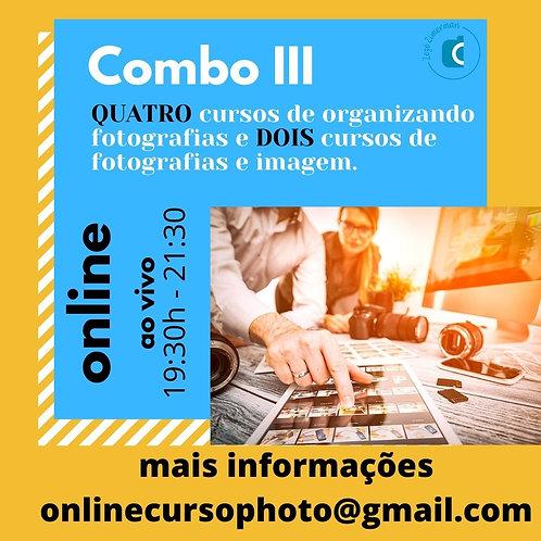 COMBO III - Organização de Fotografia + Uma imagem vale mais que 1.000 pa