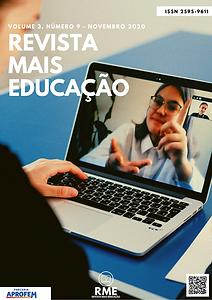 CAPAS - REVISTA MAIS EDUCAÇÃO NOVEMBRO 2