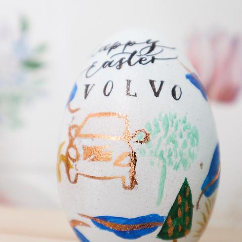 Volvo麋鹿印印復活蛋工作坊 - Section 4