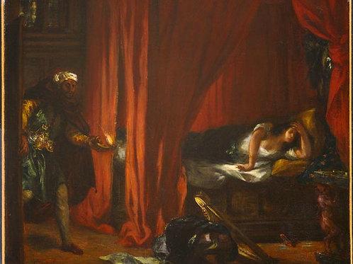 Bande-son Ave Maria Verdi (Otello )