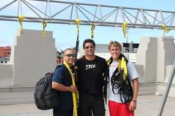 Jimmy Juan, Mark Pitcher, Josh Funk