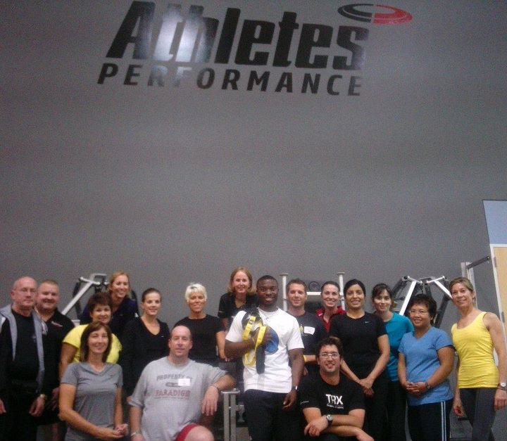 Athletes Performance, Frisco, Texas