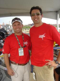 Dew Tour Mark Pitcher, Joel Dekanich