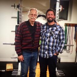 Stu McGill and Mark Pitcher