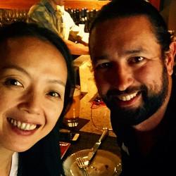 Fang Yi Shue, Mark Pitcher
