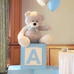 Baby Elephant Themed Baby Shower Honoring Nicole & John
