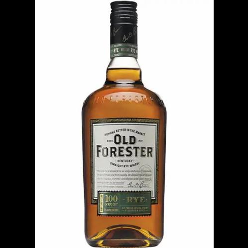 Old Forester Rye 1L