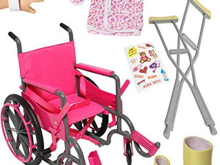 Wheelchair and Crutches Accessories