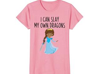 I Can Slay My Own Dragon T-Shirt