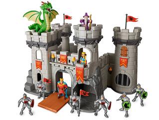 Adventure Castle with Figures