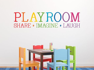 Share, Imagine,Laugh Room Decor
