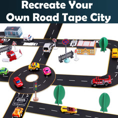Create Your Own City Road