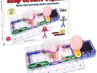 Award winning introduction to electronics Kit
