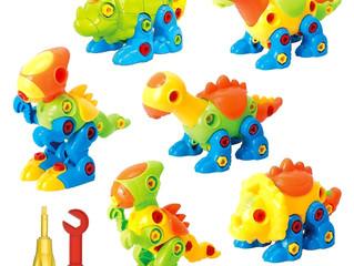 Dinosaur Toys Take Apart Toys With Tools