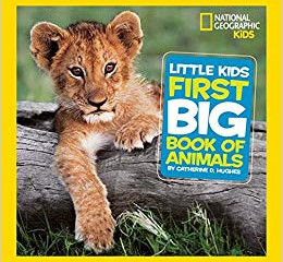National Geographic First Big Book of Animals