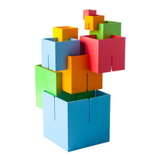 Awards Winning Out of the Box Thinking Cubes and Boards
