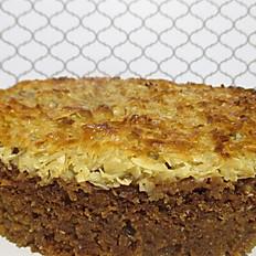 Mammaw's Caramel Coconut Cake