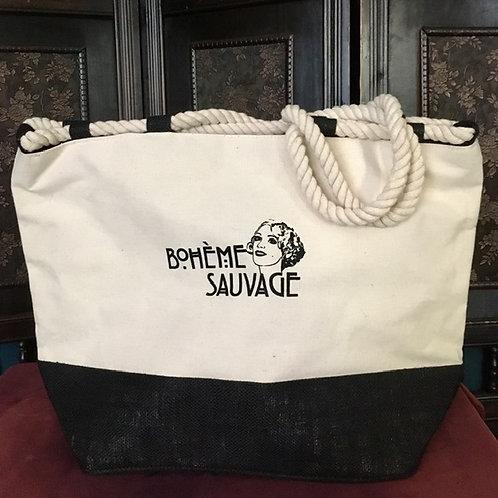 Boheme Sauvage Strandtasche