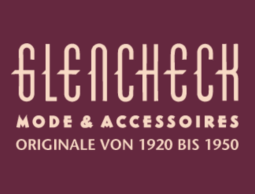 Glencheck - Constanze Pelzer