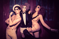 Charly Voodoo, Le Pustra, Lada Redstar