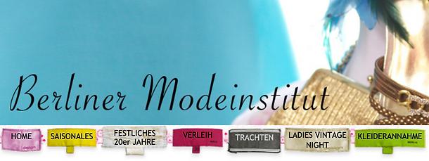 Berliner Modeinsititut