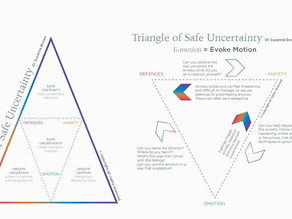 The Triangle of Uncertainty