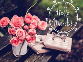 March - A Spiritually Charged Month!