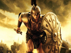 You Were Born A Warrior & Anointed For Battle!