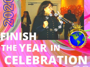 Finish This Year in Celebration!