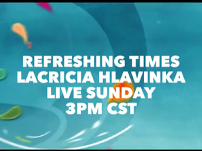 'Refreshing Times' Live Broadcasts