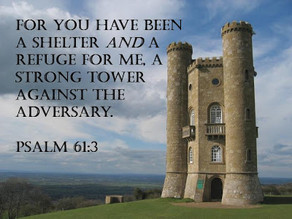 He Is Our Strong Tower