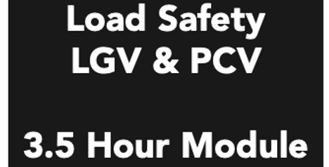 Load Safety - 3.5 Hour Module