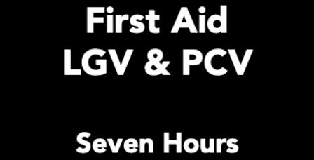 First Aid - 2 * 3.5 Hour Modules