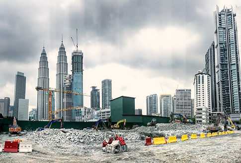 Malaysia Demolition KLCC