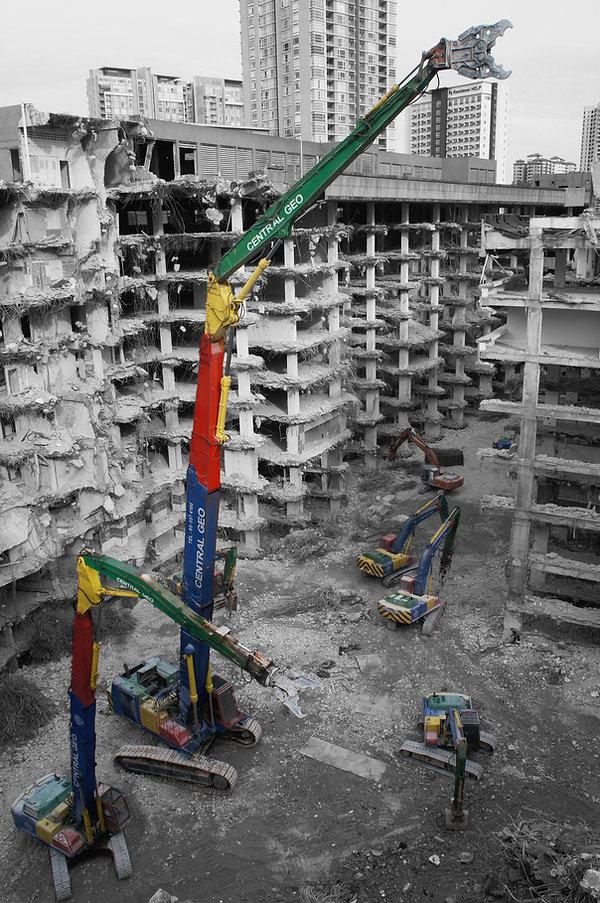 High Reach Demolition Malaysia