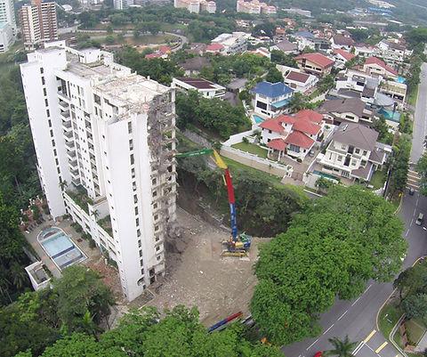Demolition Project Malaysia