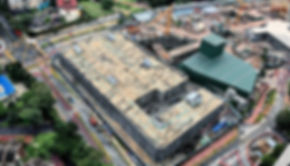 Demolition MRT Malaysia