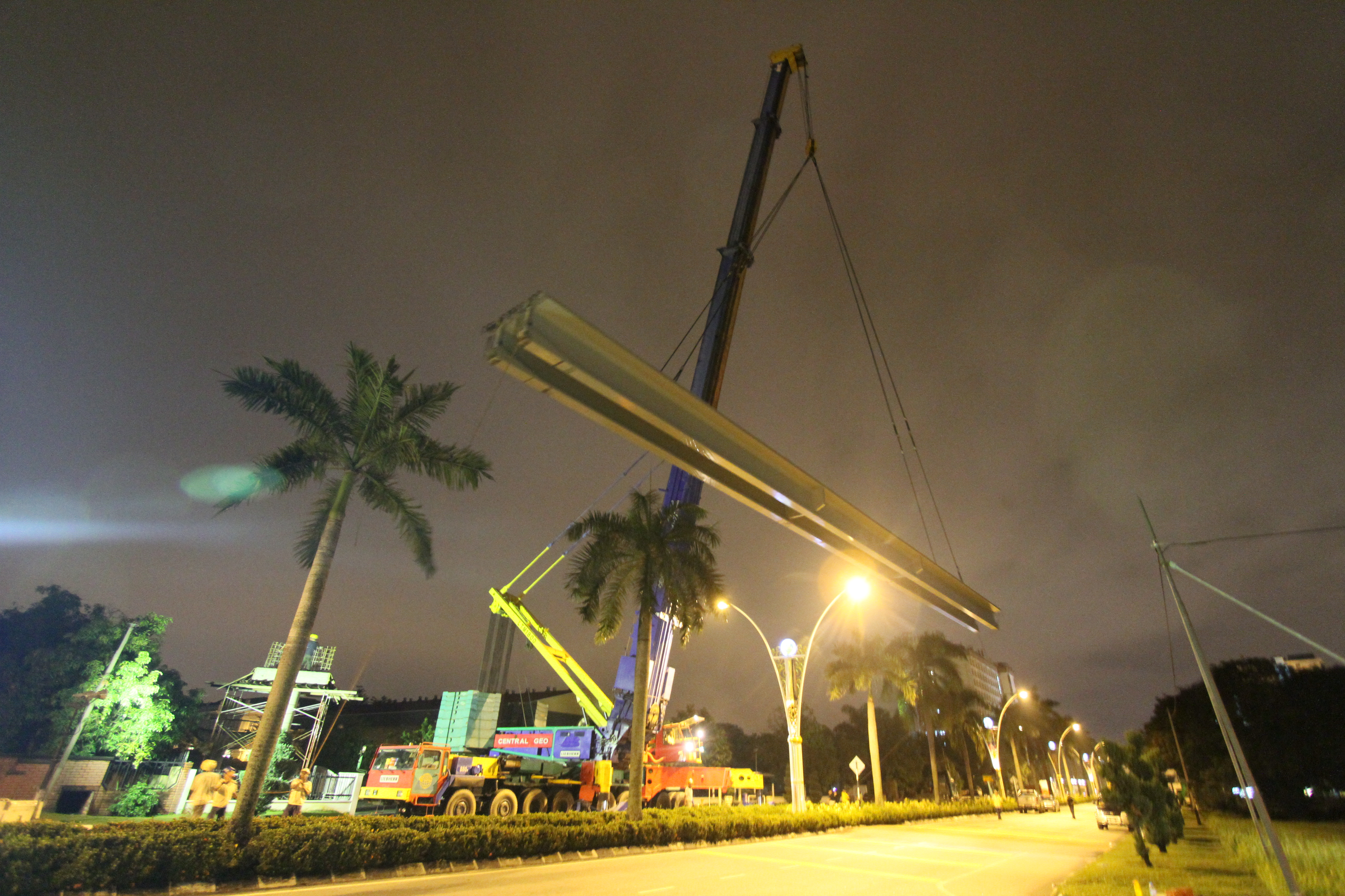 Mobile Crane Supplier Malaysia