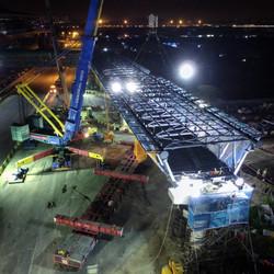 880 ton Mobile Crane Supplier