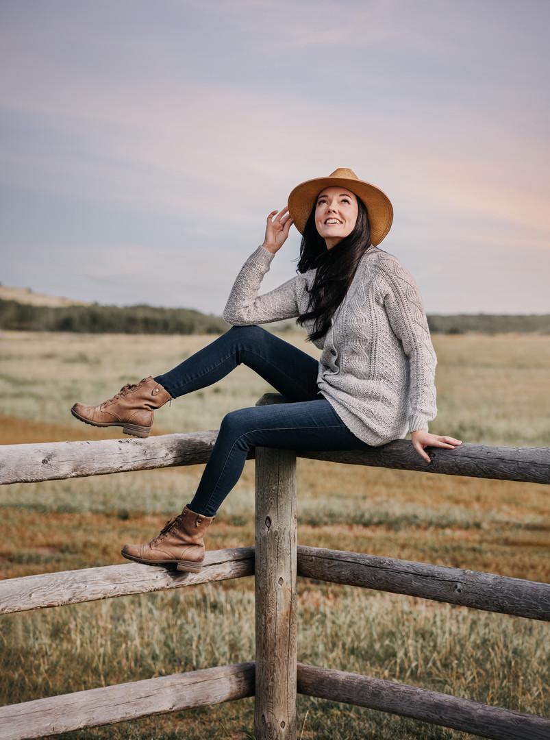 Meggan. Portrait photography session
