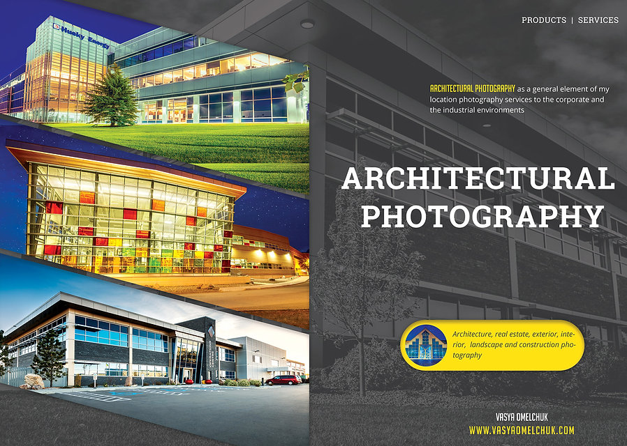 Architecturalphotography services