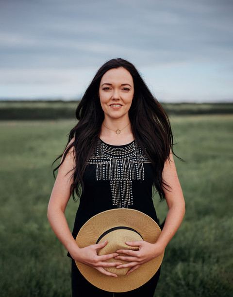 Portrait photography session. Lloydminster, Alberta