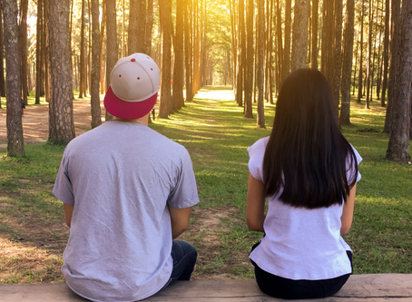 Couples Counselling and the power of listening