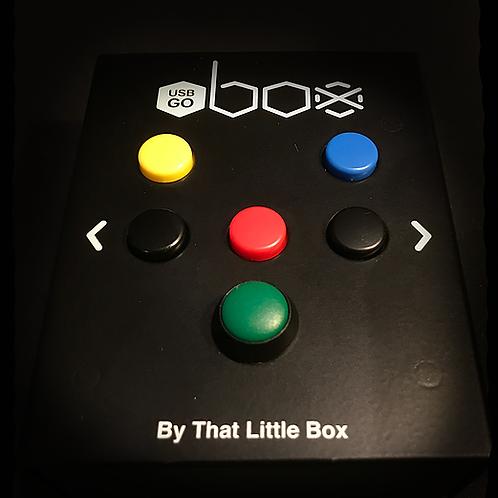 Qlab/Ableton Live用 USB GO BOX