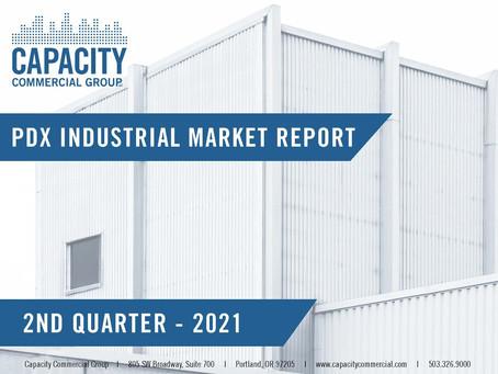 Q2 2021 PDX Industrial Market Report