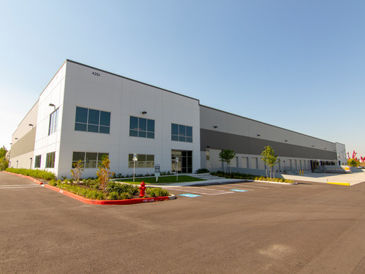 Four Leases Signed at Dermody's Logisticenter 185
