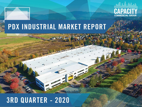 Q3 2020 Industrial Market Report