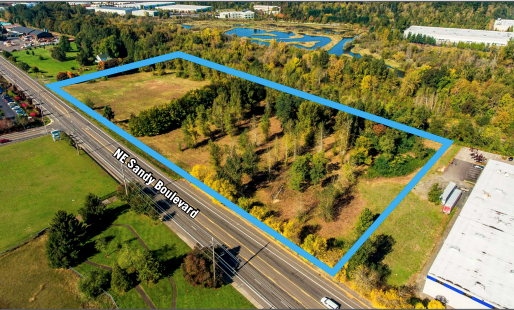 Pape Machinery Purchases 11.26 Acres of Industrial Land on Sandy Blvd.